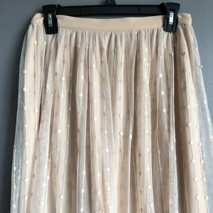 Forever 21 Skirts - Forever 21 • Contemporary Lace Skirt